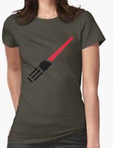 Light Saber Womens Fitted T-Shirt