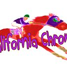 Fun California Chrome Design by Ginny Luttrell