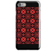 Obey Background Pattern iPhone Case/Skin