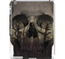 Desolate mind - Skull Collection iPad Case/Skin