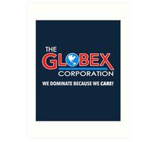 Globex Corporation T-Shirt Art Print