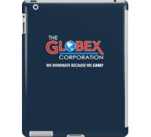 Globex Corporation T-Shirt iPad Case/Skin