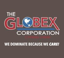 Globex Corporation Cypress Creek T-Shirt One Piece - Short Sleeve