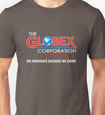 Globex Corporation Cypress Creek T-Shirt Unisex T-Shirt