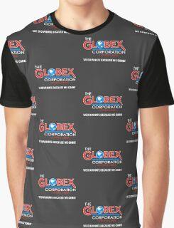 Globex Corporation Cypress Creek T-Shirt Graphic T-Shirt