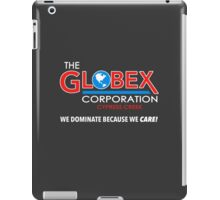 Globex Corporation Cypress Creek T-Shirt iPad Case/Skin