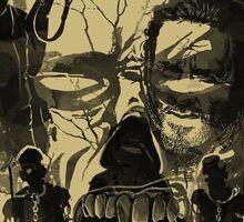 Dead Walker Sticker