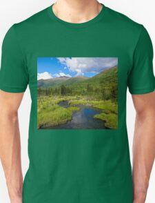 Eagle River- Alaska Unisex T-Shirt