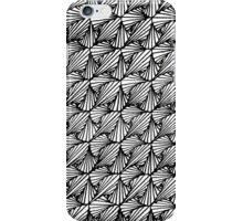 Zentangle Paradox iPhone Case/Skin