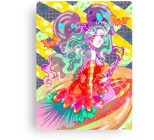 Candy Rush Canvas Print
