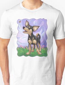 Animal Parade Chihuahua Unisex T-Shirt