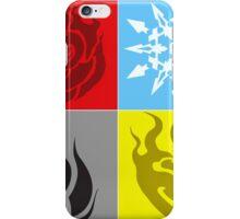 RWBY Symbols Enlarged iPhone Case/Skin