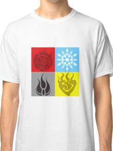 RWBY Symbols Enlarged Classic T-Shirt