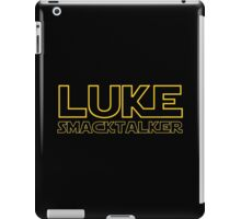 Luke Smacktalker iPad Case/Skin