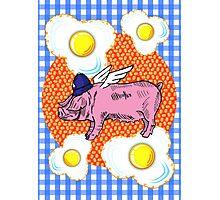 Bacon 'n' Eggs Photographic Print