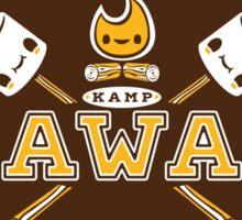 Kamp Kawaii Sticker