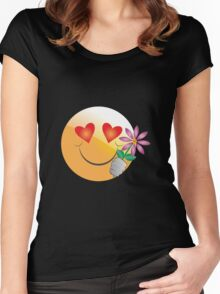 emotion love Women's Fitted Scoop T-Shirt