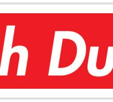 Suh Dude - Supreme Parody Sticker