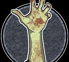 Zombie Hand by TerryChurch