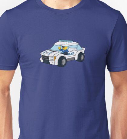 Lego Police Car 60042 Unisex T-Shirt