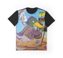 Salvador Ducklí Graphic T-Shirt