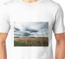 Midwest Storm Clouds  Unisex T-Shirt