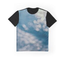 Wave Abstract Graphic T-Shirt