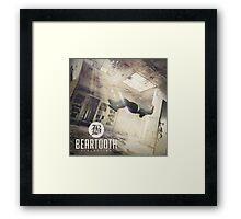 Beartooth disgusting Framed Print