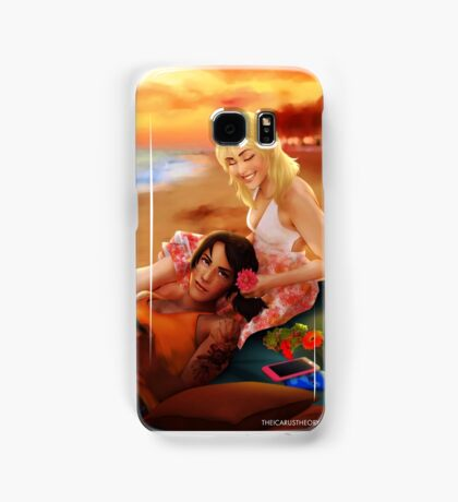 The Ocean Samsung Galaxy Case/Skin