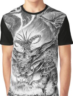 The demonic sorcerer Graphic T-Shirt