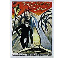 Caligari Poster 2 Photographic Print
