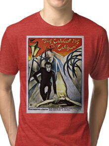 Caligari Poster 2 Tri-blend T-Shirt