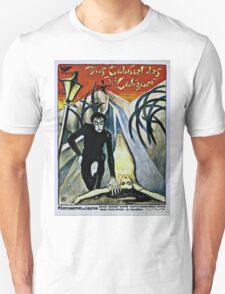 Caligari Poster 2 Unisex T-Shirt