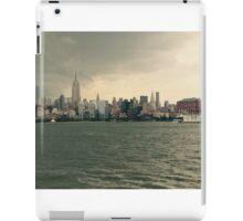 New York Scene iPad Case/Skin