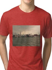 New York Scene Tri-blend T-Shirt
