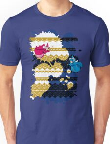 The dress,is blue or white? Unisex T-Shirt
