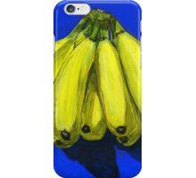 Never Enough Bananas iPhone Case/Skin