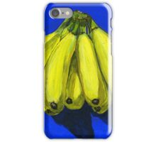 Never Enough Bananas iPhone Case/Skin