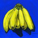 Never Enough Bananas by bernzweig