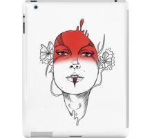 Seeing Red - Digital Ink iPad Case/Skin