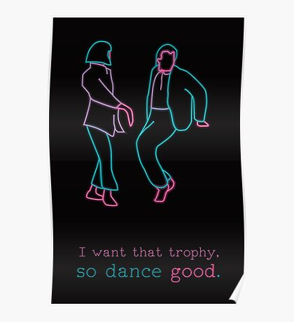 NEON FICTION Poster