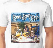reel big fish blue Unisex T-Shirt