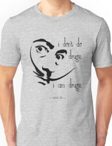 Dali I Am Drugs T-Shirt