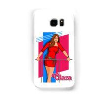 Clara '84 Samsung Galaxy Case/Skin