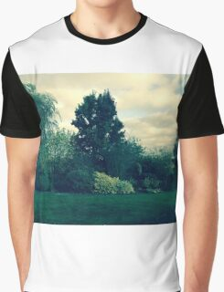 The Trees and The Sky Graphic T-Shirt