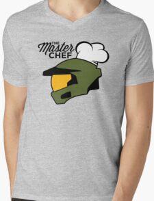 The Master Chef Mens V-Neck T-Shirt
