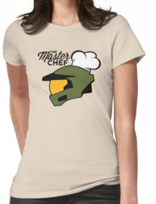 The Master Chef Womens Fitted T-Shirt