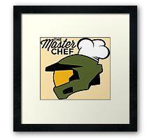 The Master Chef Framed Print