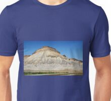 Mt. Garfield, Colorado Unisex T-Shirt