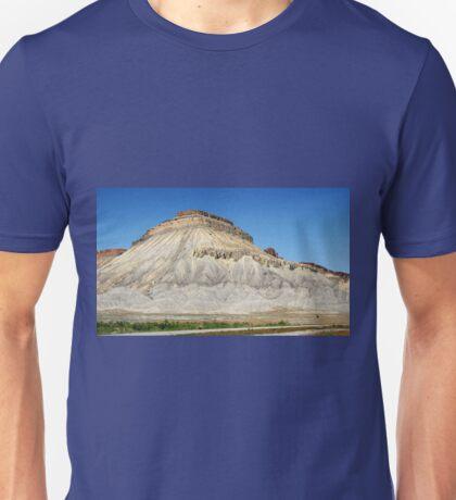 Mt. Garfield, Colorado Unisex T-Shirt